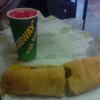 Photo taken at Subway by Aj S. on 5/19/2012