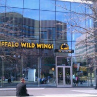 Photo taken at Buffalo Wild Wings by Catherine B. on 3/8/2012