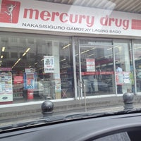 Photo taken at Mercury Drug by paul a. on 7/11/2012