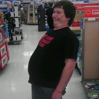 Photo taken at Walmart Supercenter by Connor M. on 3/2/2012