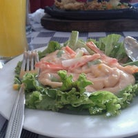 Photo taken at Obonk Steak - Lubang Buaya by Susilawaty I. on 9/4/2012