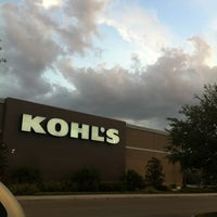 Photo taken at Kohl's Brandon by Sheri P. on 5/3/2012