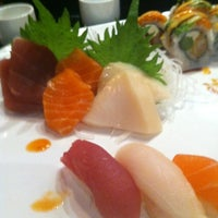Photo taken at Izumi Asian Bistro by Will B. on 7/7/2012