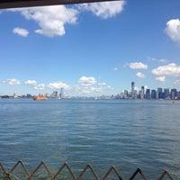 Photo taken at Staten Island Ferry Boat - John J. Marchi by Daryl B. on 9/9/2012