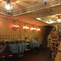 Photo taken at Marakesh: Arab Moroccan Restaurant by Noran N. on 7/29/2012
