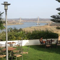 Photo taken at Hotel Parador de Ayamonte by Javier F. on 8/20/2012
