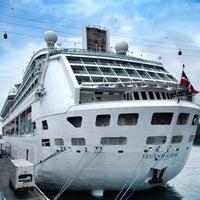 Das Foto wurde bei Singapore Cruise Centre von Kelvin A. am 2/27/2012 aufgenommen