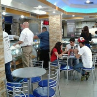 Photo taken at Panaderia y Pasteleria Alianza by David C. on 8/17/2012
