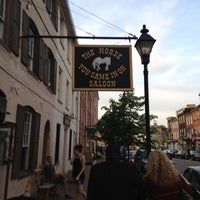 Photo taken at The Horse You Came In On Saloon by John S. on 5/3/2012