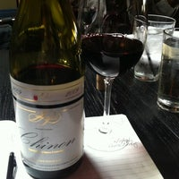 Photo taken at DOC Wine Bar by Brian G. on 6/11/2012