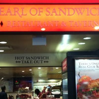 Photo taken at Earl of Sandwich by Emerson F. on 6/16/2012