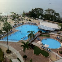 Photo taken at Royal Cliff Hotels Group by Nong K. on 4/28/2012
