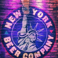 Photo taken at The New York Beer Company by Matt H. on 5/18/2012