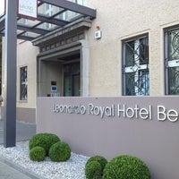 Photo taken at Leonardo Royal Hotel by Stefan B. on 9/4/2012