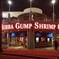 Photo taken at Bubba Gump Shrimp Co. by Jason D. on 8/3/2012