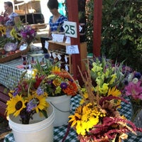 Photo taken at Kootenai Farmer's Market by Jennifer T. on 8/4/2012