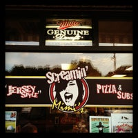 Photo taken at Screamin Mimi's Pizza And Subs by S D. on 8/3/2012