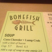 Photo taken at Bonefish Grill by Jules D. on 6/17/2012