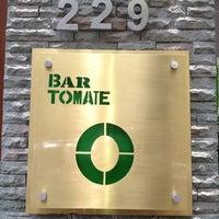 Foto diambil di Bar Tomate oleh Nuria D. pada 8/2/2012