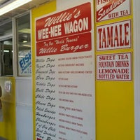 Photo taken at Willie's Wee-Nee Wagon by Dale A. on 6/19/2012