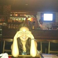 Photo taken at Cafe & Bar hateruma by ayano k. on 6/19/2012
