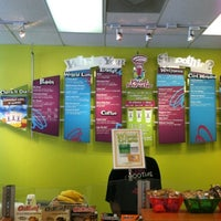 Photo taken at Planet Smoothie by Jason G. on 7/28/2012