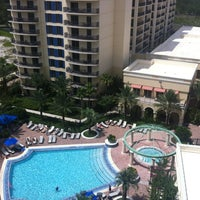 Photo taken at Parc Soleil by Hilton Grand Vacations by Rene A. on 6/17/2012