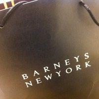 Photo taken at Barneys New York by Melanie N. on 5/12/2012