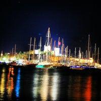 Photo taken at Milta Bodrum Marina by Tufan on 7/25/2012