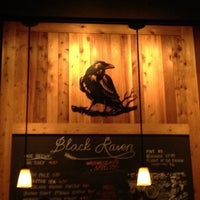 Photo taken at Black Raven Brewing Company by Tyler N. on 4/6/2012