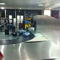 Photo taken at Murtala Muhammed International Airport (LOS) by Fikayo O. on 5/26/2012