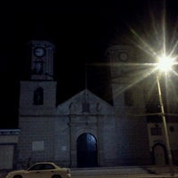 Photo taken at Iglesia De Andacollo by Claudia N. on 2/22/2012