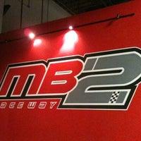 Photo taken at MB2 Raceway by Matthew D. on 4/21/2012