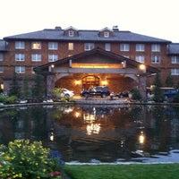 Photo taken at Sun Valley Resort by Erik B. on 8/19/2012