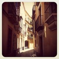 Photo taken at Seville by Rafael V. on 4/23/2012