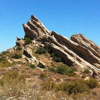 Photo taken at Vasquez Rocks Park by Taryn G. on 6/30/2012