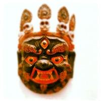 Photo taken at Musée Guimet – Musée National des Arts Asiatiques by Ridha D. on 5/5/2012