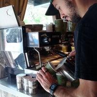 Photo taken at Coffee Tea & Me by Aram D. on 4/26/2012