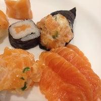 Photo taken at Kiai Sushi by Raianne R. on 6/19/2012