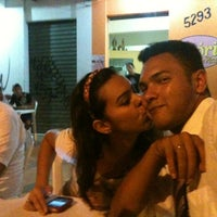 Photo taken at Vitoria Lanches E Pizzas(Sr Edilson) by Bruno T. on 8/19/2012