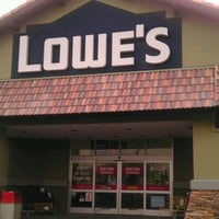 Photo taken at Lowe's Home Improvement by Bryan A. on 6/17/2012