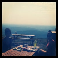 Photo taken at Sommet du Mont-Tremblant Summit by Sophie G. on 8/4/2012