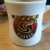Photo taken at Waffle House by Douglas M. on 5/18/2012