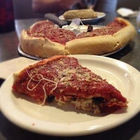 Photo taken at Mangia Pizza by Felicia F. on 8/13/2012