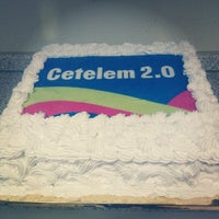 Photo taken at Cetelem Bank by Anna C. on 8/7/2012