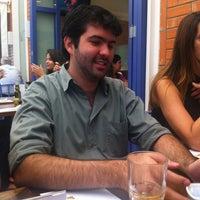 Photo taken at Restaurante Nove by Andre V. on 3/23/2012