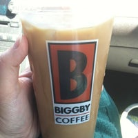 Photo taken at Biggby Coffee by Lindsey R. on 8/18/2012