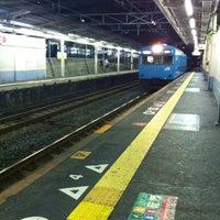 Photo taken at JR Mikunigaoka Station by しぃちゃん on 8/26/2012