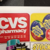 Photo taken at CVS Pharmacy by Jermaine W. on 3/25/2012