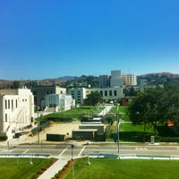 Photo taken at Loma Linda University Centennial Complex by Margie A. on 7/8/2012